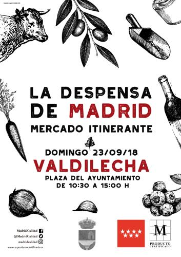 DESPENSA DE MADRID EN VALDILECHA